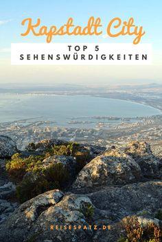 In Kapstadt, Südafrika gibt es so viel zu sehen. Hier gibt des die Top 5 um dir die Auswahl zu erleichtern!