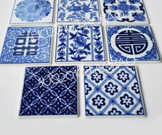 blue ceramics paintings - Google Search
