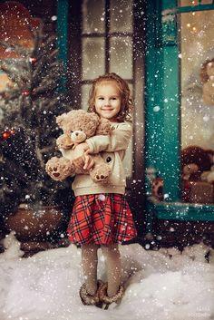 Christmas story - precious child