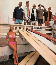 Babes on longboards