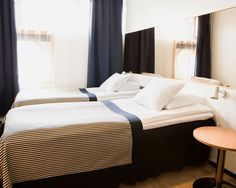 BEST WESTERN Airport Hotel Pilotti with free airport shuttle to Helsinki-Vantaa airport serves early breakfast starting from 4 AM! Airport Shuttle, Airport Hotel, Best Western, Helsinki, Hotels, Space, Breakfast, Bed, Travel
