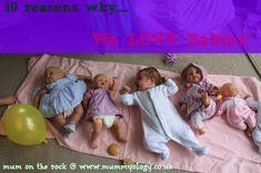 10 reasons we LOVE babies | MummyologyMummyology