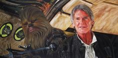 Han Solo and Chewbacca Returns
