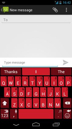 9d0976de5a1 The festive Berry theme was release as part of the SwiftKey update in  December
