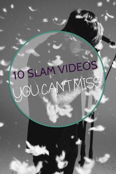 10 Poetry Slam videos for high school English teachers to use during poetry units.