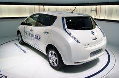Nissan LEAF - Geneva Motor Show 2013