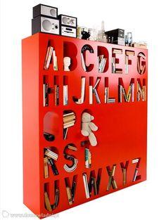 alphabetizing in an insane world