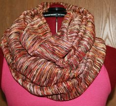 Love to support homemade items, take a look at all of Gail's Creations homemade scarves!!  http://www.etsy.com/people/stylez4u