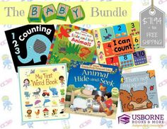 Message me about this bundle at https://www.facebook.com/nickis.usbornebooks.3