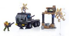 Halo - Construction sets   Mega Bloks - Collectors