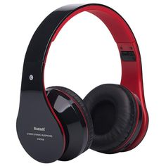 ONEMORES(TM) Foldable Wireless Bluetooth Stereo Headset Hands-free Headphone Mic TF Card (D) ** To view further for this item, visit the image link. (This is an affiliate link and I receive a commission for the sales)