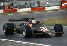 hector rebaque Watkins Glen 1979 - Rebaque HR100.