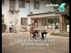 Petronas: Old Folks - YouTube