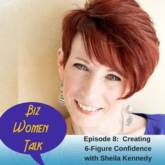 Episode 8 : The Power of Stepping into Your Core Strength and Creating the Confidence to Build a Six-Figure Business and Remarkable Life with Sheila Kennedy This is a really important episode for me, because Sheila and I were able to talk about the price of living a life that looks perfect from the outside, but is a total mess inside. We talk about letting go of the illusion, building confidence from your core, and finding success as a result. http://apple.co/1UBq9AC