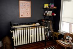 Dark Color Theme Nursery Pictures, Photos, and Images for Facebook, Tumblr, Pinterest, and Twitter