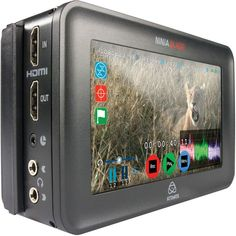 "The Atomos Ninja Blade 5"" HDMI Monitor & Recorder features a 1280 x 720 resolution display with 325 dpi providing a sharp image, in a small monitoring packa"