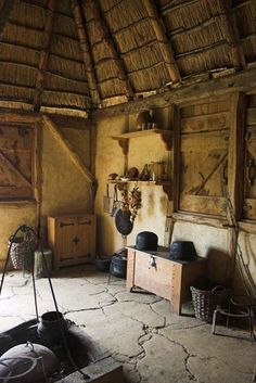|| Medieval Home Interior ||