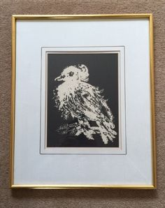 Pablo Picasso 'The Little Dove' March 1949 Wash by OnlineAntiques