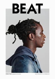 ISSUE 19, YOUNG THUG SHOT BY THEO WENNER
