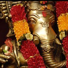 Beautiful Ganesh Idol