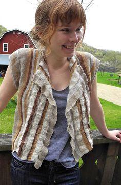 Linen, Wool, Silk | Flickr - Photo Sharing! Scroll through; several nice photos.