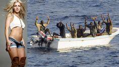 索馬里海盜可謂令人聞風喪膽,更是各國商船來往的大忌。但遠洋商船保安最近發現一樣新的秘密武器,令海盜即刻跪低:Britney Spears。 (!?!?)  http://plasticnews.wf/2013/10/britney-spears-vs-pirate/