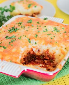 Turkey Shepherd's Pie is an easy, throw-it-all together meal for the day after Turkey day.