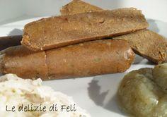 Wurstel di Tofu | Le delizie di Feli