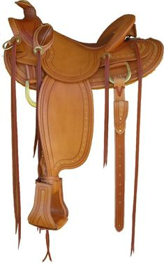 This saddle is designed for comfort and security. Select available options from the menu. 50% deposit required on order and shipping is only $20! $3500