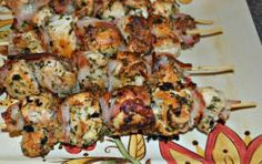 Bacon Wrapped Coconut Chicken Nuggets
