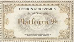 Free Hogwarts Printable template (plus several other items on their site!)