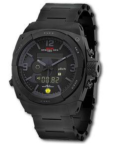 MTM Special Ops Watch RAD timepiece