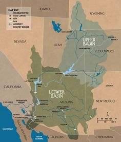 The Disappearing Colorado River - The New Yorker