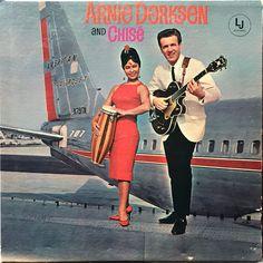 Arnie Derksen and Chise (LJ Records; circa 1960) #LP #album #records #vinyl