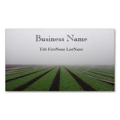 Farm business card real estate business cards pinterest foggy field business card colourmoves