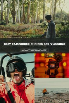 Looking for a vlog service and the right camera to use for shooting? When shopping for a vlogging camera, there are many important features to consider. Social Media Site, Best Camera, You Videos, Camcorder, Video Editing, Choices, Smartphone, Create, Life