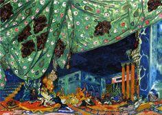 Жизнь и творчество Льва Бакста. Обсуждение на LiveInternet - Российский Сервис Онлайн-Дневников
