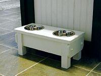 Pet Dish Stand