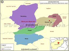 Bamyan Map