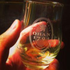 Slainte Mhath - Oban!  #scotland #scottish #whisky