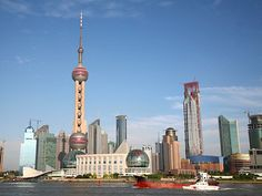 I actually know someone in Shanghai, who promised me to show me the town when I get there.
