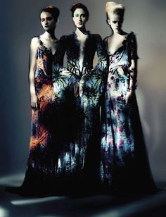 HAUTE COUTURE by Paolo Roversi Vogue Italia Haute Couture September 2015 IDsetters 15