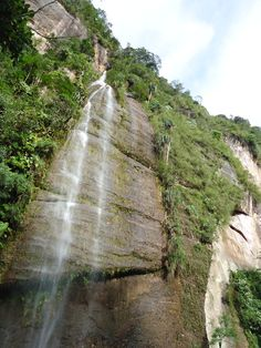 Waterfall of Lembah Harau, West Sumatera