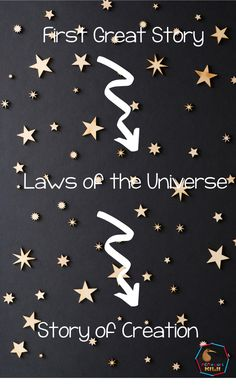 "The Laws of the Universe (LOU) experiments are a series of experiments that are designed to be appealing to children and introduce ideas about the ""nature of things"" to students. In a ""traditional"" presentation the order might be: -First Great Story - LOU experiments -Story of Creation (this is a modified First Great Story that is more science based and relates the LOU to what happened in the First Great Story) Montessori Elementary, Montessori Education, Montessori Materials, Elementary Science, Cosmic, Law, Presentation, Universe, Invitations"