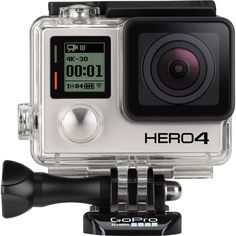 It's hardly the main game in wn these days, the GoPro might have started the action camera revolution.