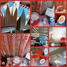 Cat in the Hat You are in the right place about grumpy Cat birthday party ideas Here we offer you the most beautiful pictures about the Cat birthday party ideas you are looking for. When you examine t Dr Seuss Baby Shower, Baby Shower Fall, Baby Shower Themes, Baby Boy Shower, Baby Shower Decorations, Shower Ideas, Baby Showers, Grumpy Cat Birthday, Cat In The Hat Party