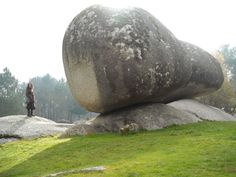 Las Rocas de Penas de Rodas, Galicia.