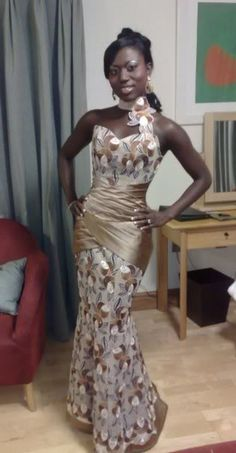 This is lovely dress