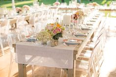 A Chic, Garden-Inspired, At-Home Wedding at a Private Residence in Southampton
