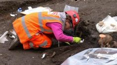 Rail construction unearths thousands of skeletons